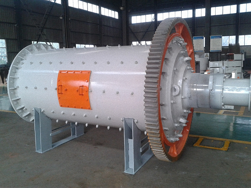 Introduction to the milling range and characteristics of small ball mill