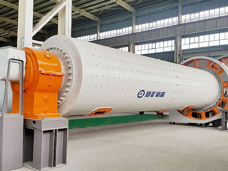 Several methods to improve the grinding efficiency of ball mill