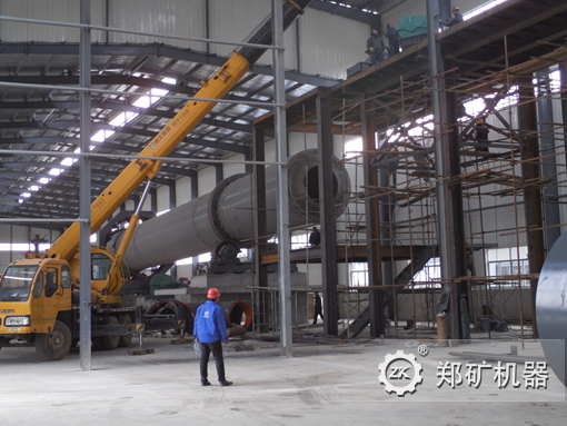Brief introduction of fly ash ceramsite production process