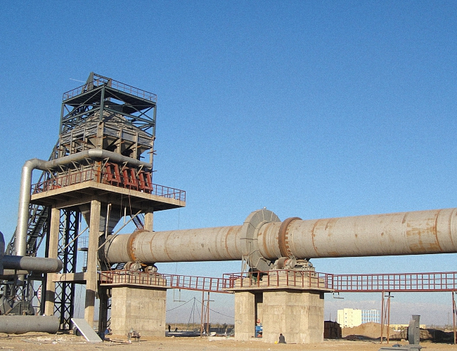 Gypsum Rotary Kiln Equipment Technical Features