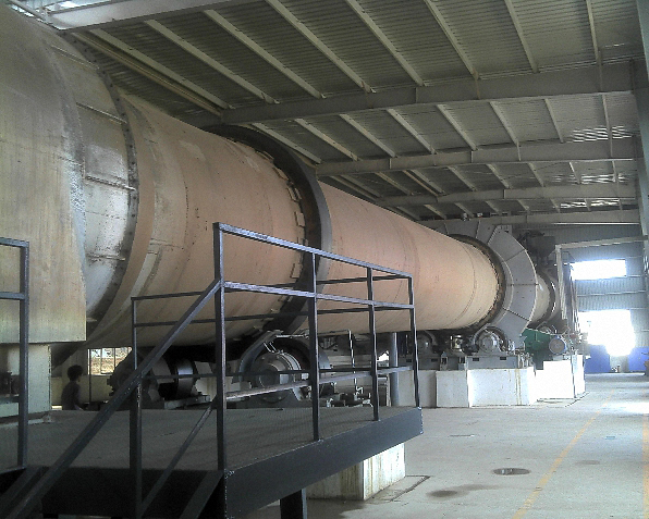 Oil Fracturing Proppant Rotary Kiln