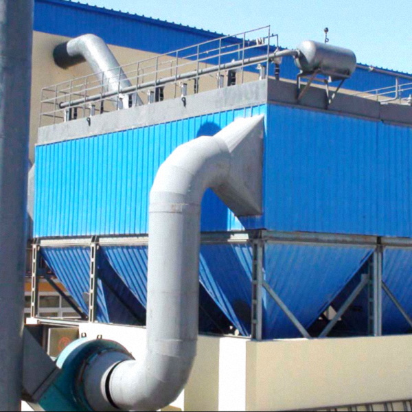 Ceramsite sand rotary kiln dust collector selection