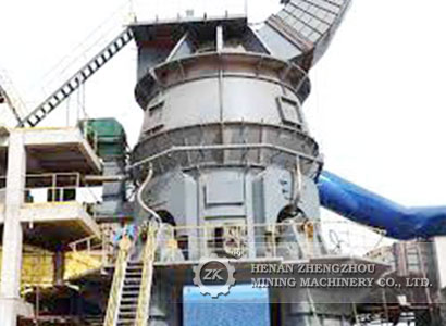 Vertical Cement Grinding Mill